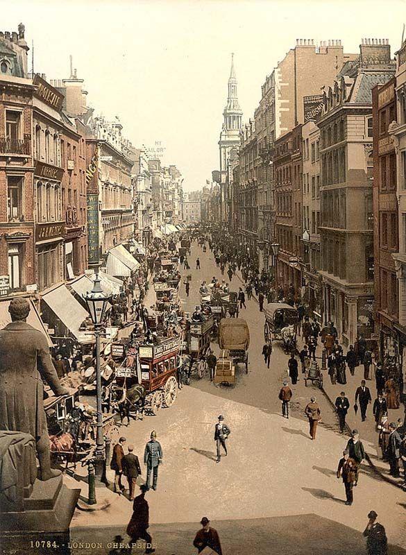 London 1890